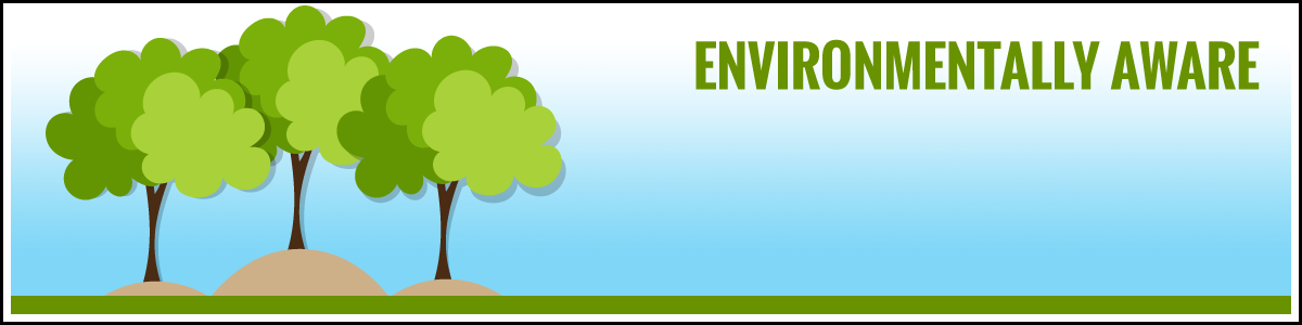 Premier Print UK Environmentally Aware graphic