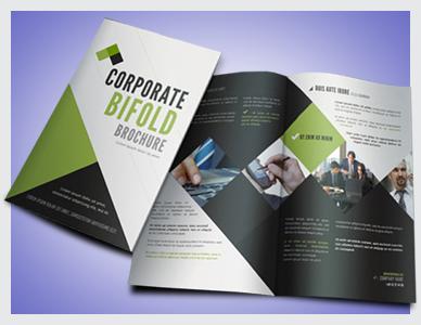 Premier Print UK print A3 folded to A4 4pp leaflets