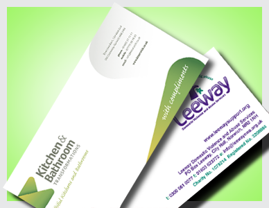 Premier Print UK print full colour compliment slips
