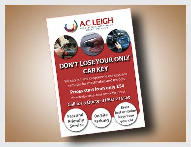 Premier Print UK printing Economy flyers