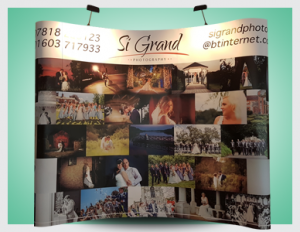 Pop Up Displays | Premier Print UK | Fastest Printers in Norwich!